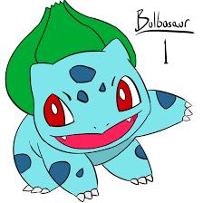Tải hình nền Pokemon Bulbasaur