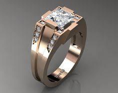 Cushion Cut Tanzanite Gem Stone & Diamond <b>Men's</b> Ring Available ...