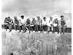 The Builders of NYC | Front & Center at Rockefeller Center