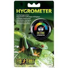 <b>EXO</b> TERRA Hygrometer – <b>Гигрометр для террариума</b> - AQUAS ...
