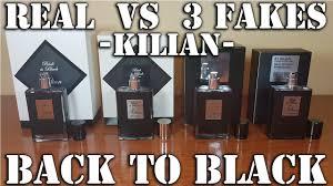Fake fragrance - <b>Back to</b> Black <b>by Kilian</b> - YouTube