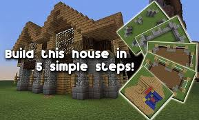 Minecraft houses  Minecraft and Step by step on Pinterest