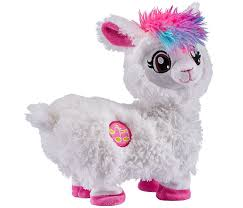 Мягкая <b>игрушка Zuru Pets</b> Alive Танцующая Лама 29 см ...