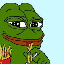 rar pepes - fries pepe - Imgur via Relatably.com