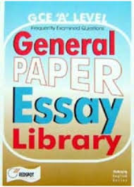 gce a level general paper essay library