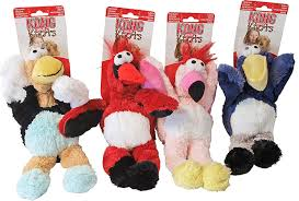 <b>Kong WILD KNOTS BIRDS игрушка</b> для средних и крупных собак ...