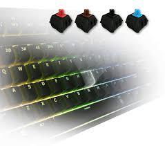 Купить <b>Клавиатура ASUS CERBERUS</b> Mech RGB Black Switch ...