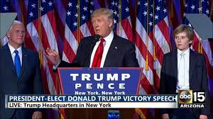 Image result for trump election night win