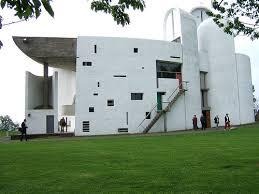 Le Corbusier - Notre Dame du Haut,