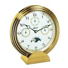 Купить интерьерные <b>настольные часы hermle 22641-002100</b> в ...