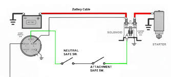 john deere starter relay wiring diagrams starter assist relay assembly and install mytractorforum com this image has been resized click this bar 4430 wiring diagram
