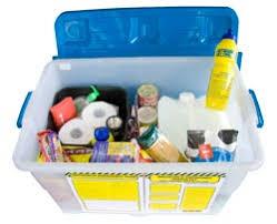 <b>Emergency Survival</b> Items & Getaway <b>Kit</b>