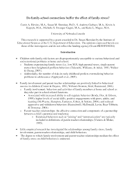 literature review apa layout best photos of example of a good