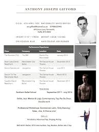 dance resume info dance resume official dance resume dance resume examples and get