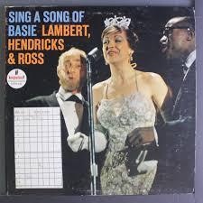Image result for Lambert, Hendricks & Ross cd covers
