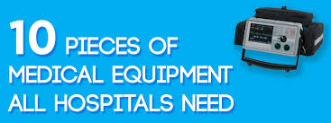 10 <b>Pieces</b> of <b>Medical</b> Equipment All Hospitals Need