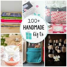 Tons of Handmade <b>Gifts</b> - <b>100</b>+ Ideas for Everyone on Your List!