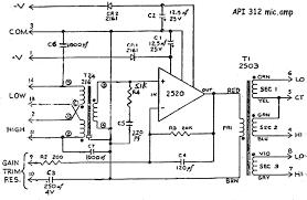 hansén audio gothenburg orginal schematic api 312 mic amp jpg 232802 byte