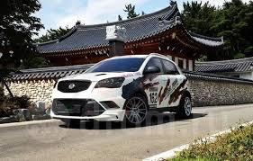 Тюнинг-<b>обвес</b> «Zest Design» для автомобилей Ssangyong Actyon ...