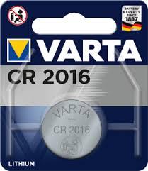 Купить <b>Батарейка VARTA ELECTRONICS</b> CR2016 BL1 (блистер ...