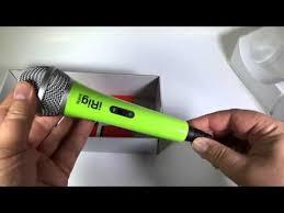 Купить Специальные <b>микрофоны IK Multimedia iRig</b> MIC Cast за ...