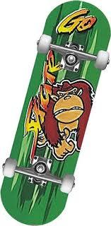 Мини-<b>скейтборд MaxCity MONKEY</b>: купить по цене от 674 р. в ...