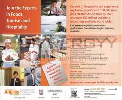 food tourism and hospitality courses in sri lanka by sliit food tourism and hospitality courses in sri lanka by sliit collaborations william angliss