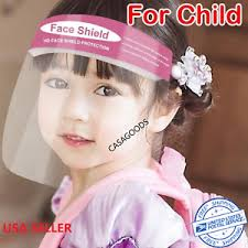 Clothing, Shoes & Accessories 2 <b>PCS</b> Girls Kids Safety <b>Face</b> ...