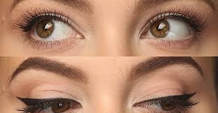 <b>Кошачий</b> взгляд: 2 способа сделать безупречный cat-eye-макияж