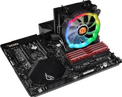 <b>Thermaltake UX200</b> ARGB Lighting: универсальный CPU-<b>кулер</b> ...