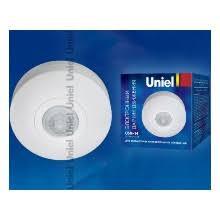 <b>Датчики движения</b> и освещённости <b>Uniel</b> — купить в интернет ...
