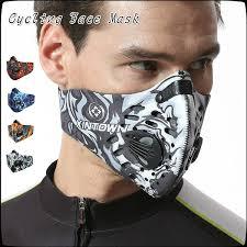 Dustproof Windproof 3D <b>Sport Face Mask</b> Bicycle <b>Sport</b> Training ...