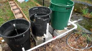 diy patio pond: cheap diy bio pond filter that works youtube
