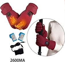 heated gloves rechargeable - Amazon.co.uk