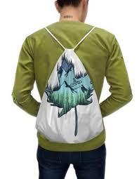 <b>Рюкзаки</b>-<b>мешки с полной</b> запечаткой c стильными принтами ...
