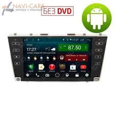 <b>Штатная магнитола Toyota Camry</b> v40 Android 6 (IQ Navi T44-2902)