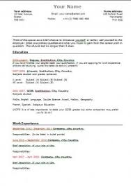 functional resume template student resume template for students
