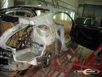Ремонт алюминиевых деталей автомобиля