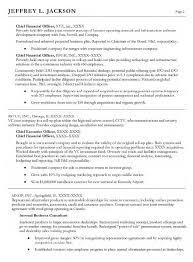 sample resumes vp finance sample customer service resume sample resumes vp finance sample resumes jeff the career coach cfo executive level resume samples