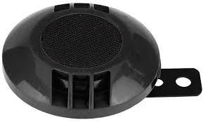 DEALPEAK Universal Black <b>110dB 430HZ</b> Electric Loudspeaker ...
