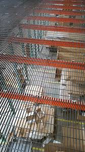 used pallet rack mounted bar grating mezzanine bar grate mezzanine floor