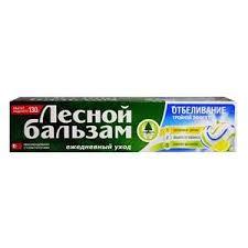 Купить Зубная паста для <b>гигиены полости рта</b> «<b>Лесной</b> бальзам ...