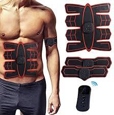 PERF EMS Muscle Stimulator,<b>Abdominal</b> ABS Tools, USB ...
