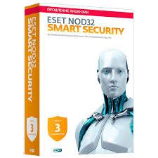 <b>Антивирус ESET NOD32</b> Smart Security Продление 3ПК на <b>1</b> год