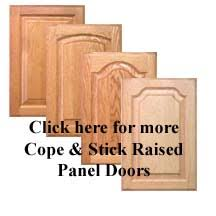 unfinished kitchen doors choice photos: replacement mitered kitchen cabinet doors middot our line of cope amp stick raised panel replacement kitchen cabinet doors