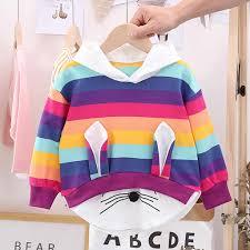 2019 Hot Sale <b>Newborn Baby</b> Boy <b>Girl Feather</b> T <b>shirt</b> Tops Striped ...