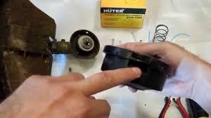 ремонт <b>триммерной головки</b> Champion и Huter - YouTube