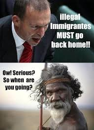 Australian Immigration Problems - Funny Images and Memes To Fill ... via Relatably.com