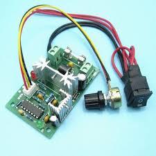 Online Shop 12 24V DC motor speed regulator <b>120W</b> motor positive ...