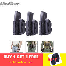 <b>2/3 pcs WST for</b> Nerf Mag Pouch Molle Fastmag TPR Flexible for ...